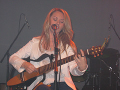 Liz Phair at Global Green USA Oscar Party, March 3, 2006