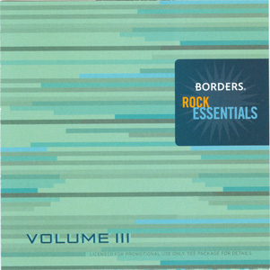Borders Rock Essentials Volume III cover