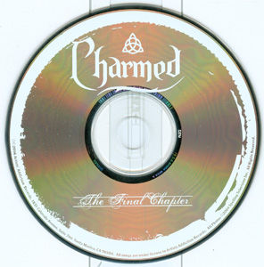 Charmed The Final Chapter disc