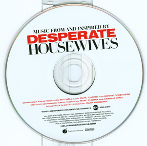 Desperate Housewives disc