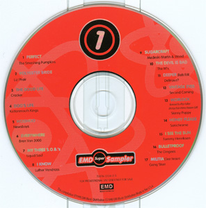 EMD Super Sampler disc 1