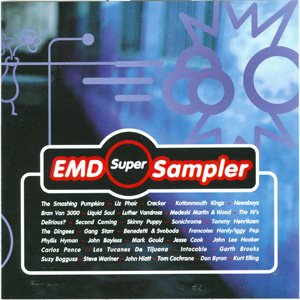 EMD Super Sampler cover