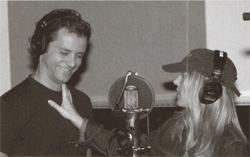 Eric Hirshberg and Liz Phair