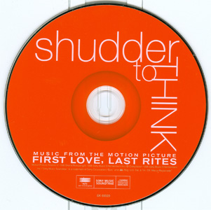 First Love, Last Rites disc