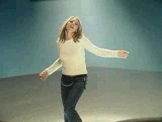 Liz Phair in Gap sweater