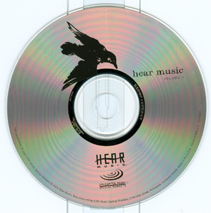 Hear Music Volume 9 disc