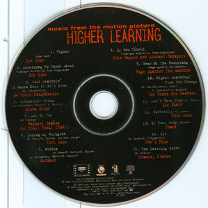 Higher Learning disc