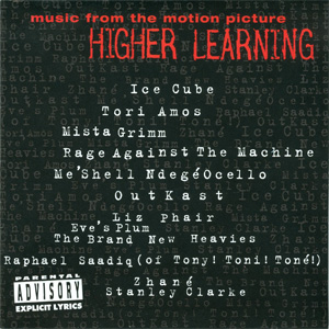 Higher Learning cover
