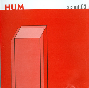 HUM scout.03 cover
