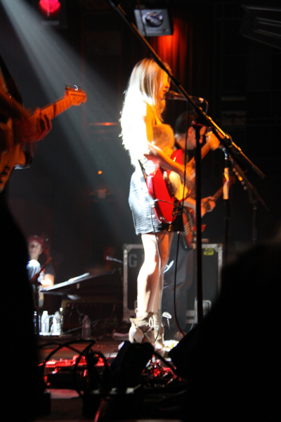 Liz Phair at The Independent in San Francisco, CA (Photo credit: Ken Lee)