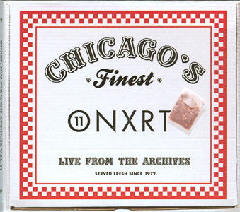 OnXRT: Live From The Archives Volume 11 cover