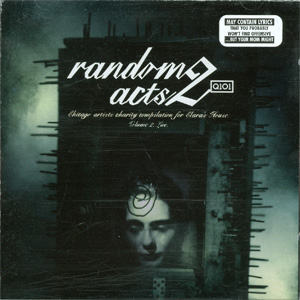 Random Acts 2 cover with sticker