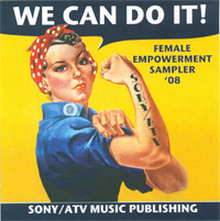 Female Empowerment Sampler '08 (We Can Do It!)