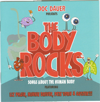 The Body Rocks - Songs About The Human Body