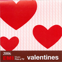 EMI Film & TV Music Valentines 2006