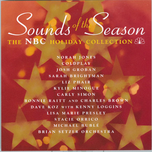 Sounds Of The Season - The NBC Holiday Collection cover