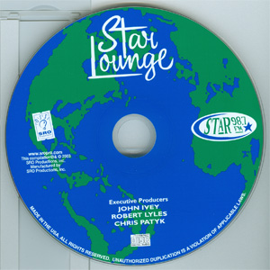 Star Lounge - Star 98.7 FM 2003 Collection disc