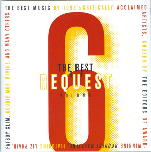 The Best Of Request Volume 6 cover