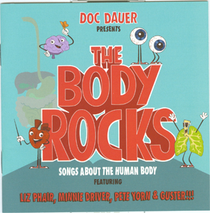The Body Rocks cover