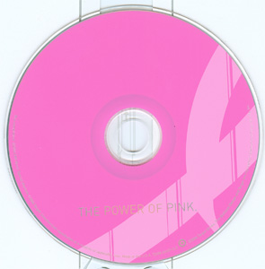 The Power Of Pink disc
