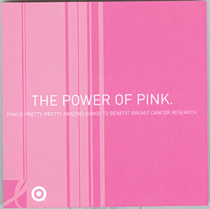 The Power Of Pink cover