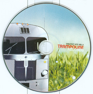 Trampoline Records Greatest Hits Vol. II disc