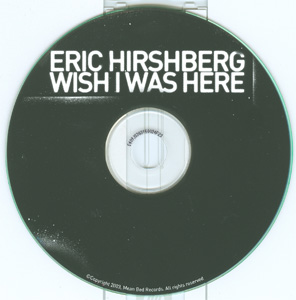 Wish I Was Here disc