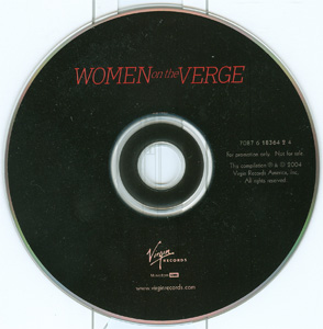 Women On The Verge disc