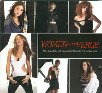 Women On The Verge cover